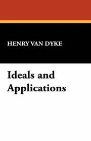 Cover of: Ideals and Applications