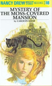Cover of: Mystery of the Moss-Covered Mansion (Nancy Drew)