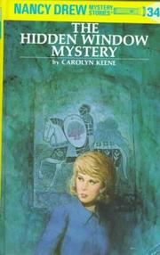 Cover of: The Hidden Window Mystery