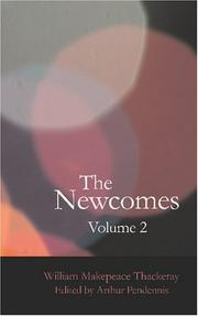 Cover of: The Newcomes Volume 2: Memoirs of a most Respectable Family