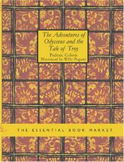 Cover of: The Adventures of Odysseus and the Tales of Troy