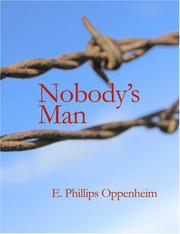 Cover of: Nobody's Man