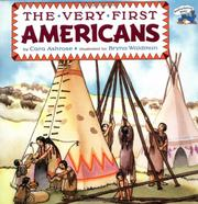 Cover of: The very first Americans | Cara Ashrose