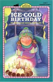 Cover of: Ice-cold birthday