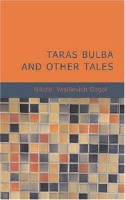 Cover of: Taras Bulba