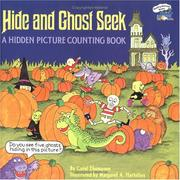 Cover of: Hide and ghost seek | Carol Thompson