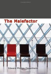 Cover of: The Malefactor