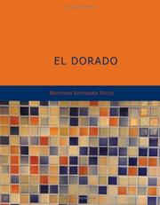 Cover of: El Dorado