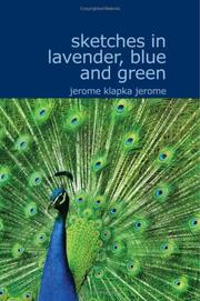 Cover of: Sketches in Lavender Blue and Green