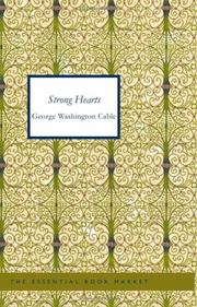 Cover of: Strong hearts