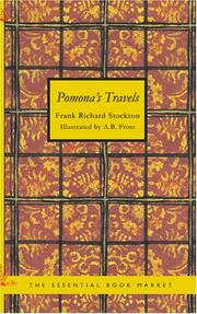 Cover of: Pomona's Travels: A Series of Letters to the Mistress of Rudder Grange from her Former Handmaiden