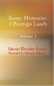 Cover of: Sunny Memories of Foreign Lands Volume 1