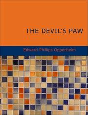 Cover of: The Devil's Paw