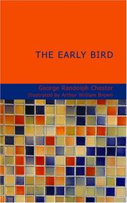 Cover of: The early bird