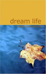 Cover of: Dream life