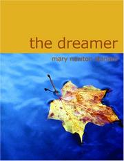 Cover of: The Dreamer (Large Print Edition) | Mary Newton Stanard