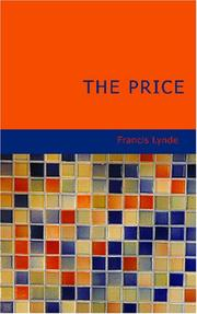 Cover of: The Price | Lynde, Francis
