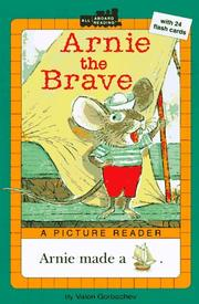Cover of: Arnie the brave