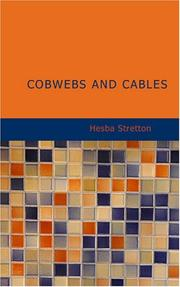 Cover of: Cobwebs and Cables