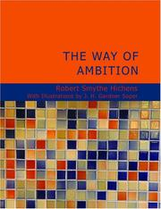 Cover of: The Way of Ambition