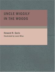 Cover of: Uncle Wiggily in the Woods