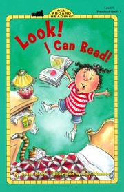 Cover of: Look! I Can Read!