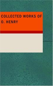 Cover of: Collected Works of O. Henry