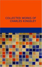 Cover of: Collected Works of Charles Kingsley