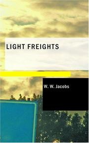 Cover of: Light Freights