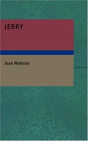 Cover of: Jerry | Jean Webster