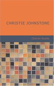 Cover of: Christie Johnstone