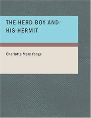 The Herd Boy and His Hermit by Charlotte Mary Yonge