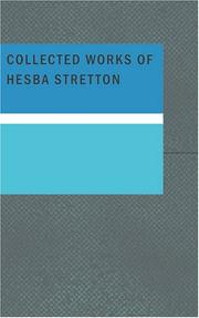 Cover of: Collected Works of Hesba Stretton