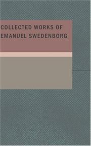 Cover of: Collected Works of Emanuel Swedenborg