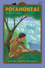 Cover of: Pocahontas: An American Princess (All Aboard Reading)