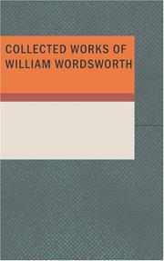 Cover of: Collected Works of William Wordsworth