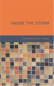 Cover of: Under the Storm | Charlotte Mary Yonge