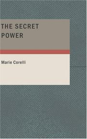 Cover of: The Secret Power