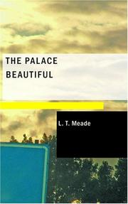 Cover of: The Palace Beautiful: A Story for Girls