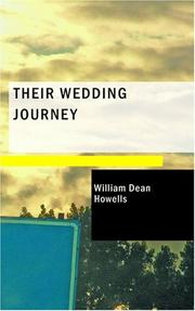 Cover of: Their wedding journey