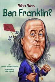 Cover of: Who was Ben Franklin?