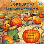 Cover of: Corduroy's Best Halloween Ever!