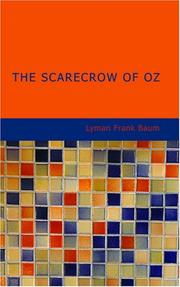 Cover of: The Scarecrow of Oz
