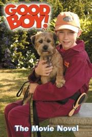 Cover of: Good Boy!