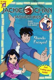 Cover of: Shendu escapes!