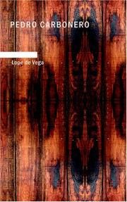 Cover of: Pedro Carbonero