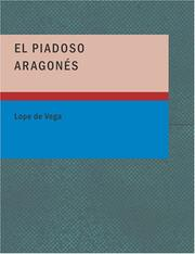 Cover of: El Piadoso Aragonés