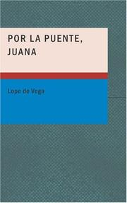 Cover of: Por la Puente Juana