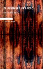 Cover of: El Príncipe Perfeto