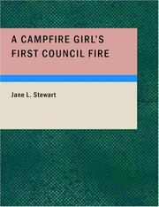 Cover of: A Campfire Girl